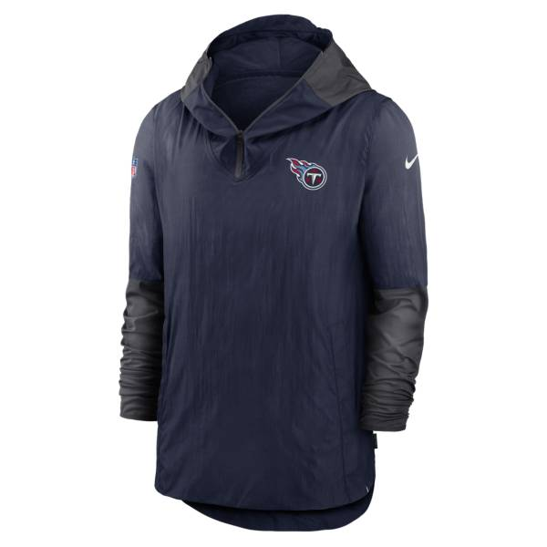 Nike Men's Tennessee Titans Sideline Dri-Fit Player Jacket product image