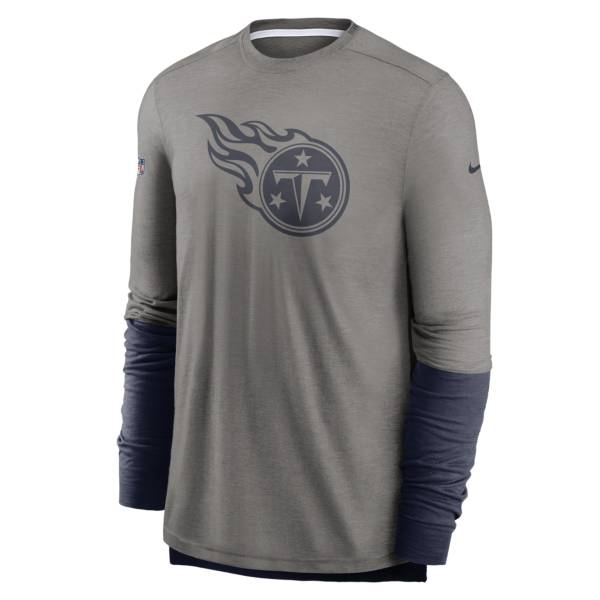 Nike Men's Tennessee Titans Sideline Dri-Fit Player Long Sleeve T-Shirt product image