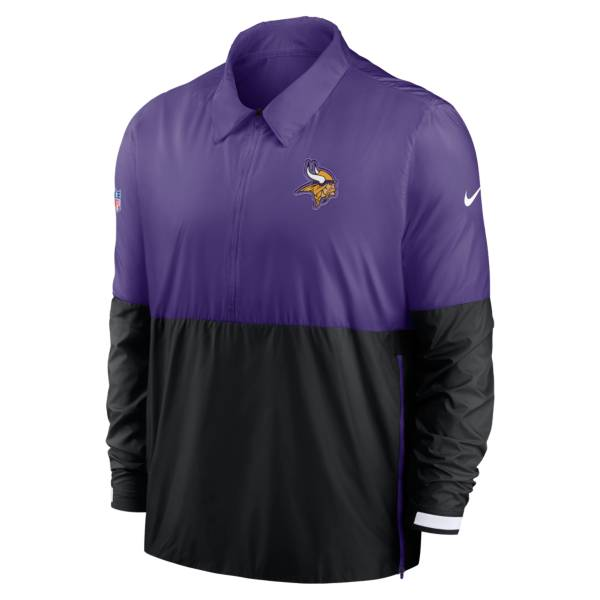 Nike Men's Minnesota Vikings Sideline Dri-Fit Coach Jacket product image
