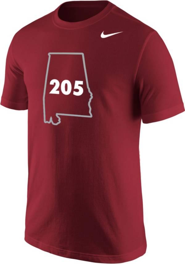 Nike 205 Area Code T-Shirt product image