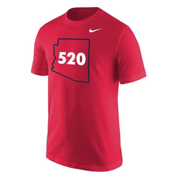 Nike 520 Area Code T-Shirt product image