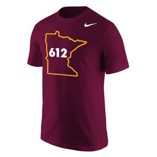 Nike 612 Area Code T-Shirt product image
