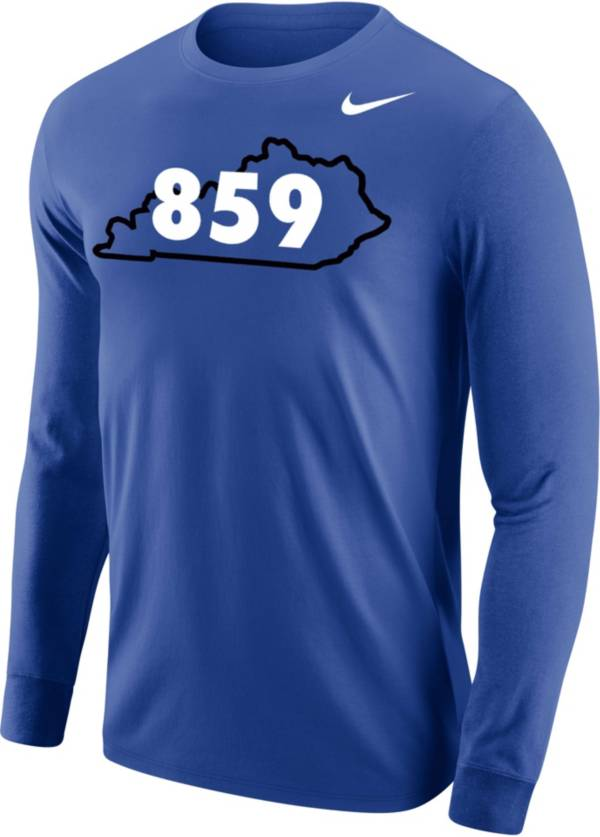 Nike Men's 859 Area Code Long Sleeve T-Shirt product image