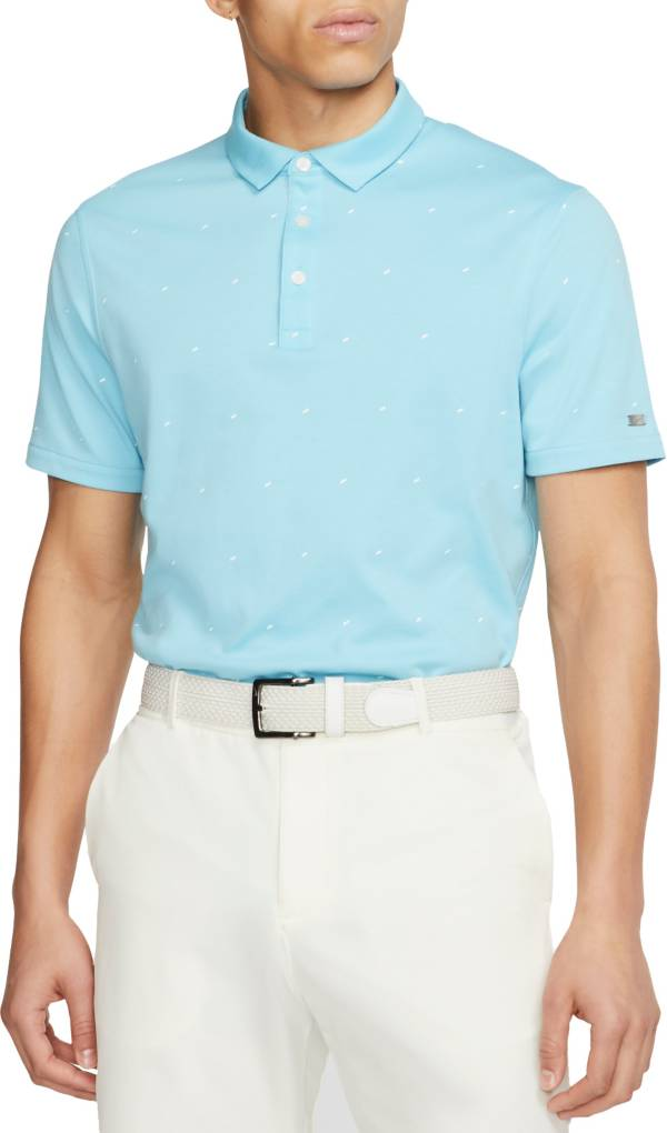 Nike Men's Dri-FIT Player Printed Short Sleeve Golf Polo product image
