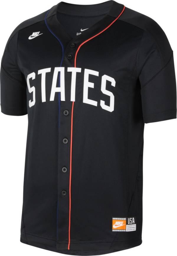 Nike Men's U.S. Baseball Jersey T-Shirt product image