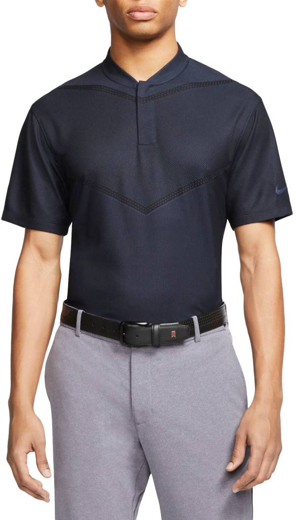 Nike Men's 2020 Tiger Woods Blade Collar Golf Polo product image