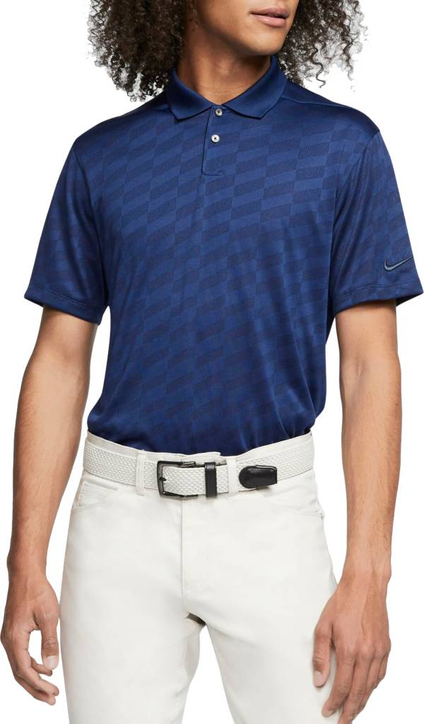 Nike Men's Dri-FIT Vapor Wing Jacquard Short Sleeve Golf Polo product image