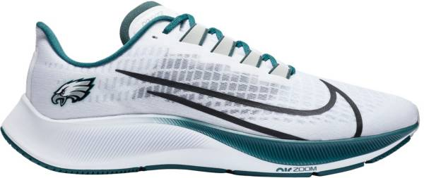 Nike Philadelphia Eagles Air Zoom Pegasus 37 Running Shoes product image