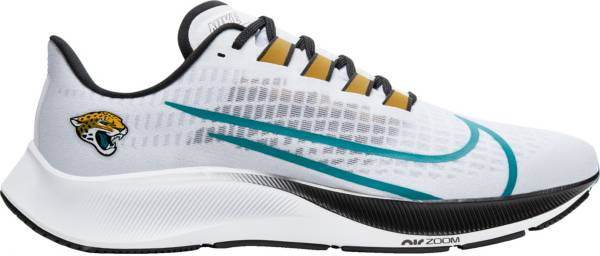 Nike Jacksonville Jaguars Air Zoom Pegasus 37 Running Shoes product image