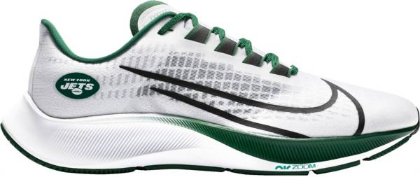 Nike New York Jets Air Zoom Pegasus 37 Running Shoes product image