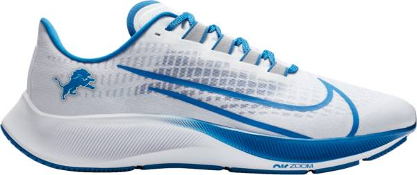 Nike Detroit Lions Air Zoom Pegasus 37 Running Shoes product image