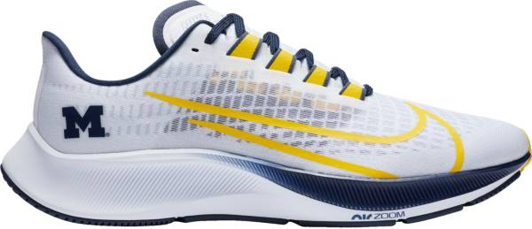 Nike Michigan Air Zoom Pegasus 37 Running Shoes product image