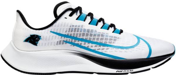 Nike Carolina Panthers Air Zoom Pegasus 37 Running Shoes product image