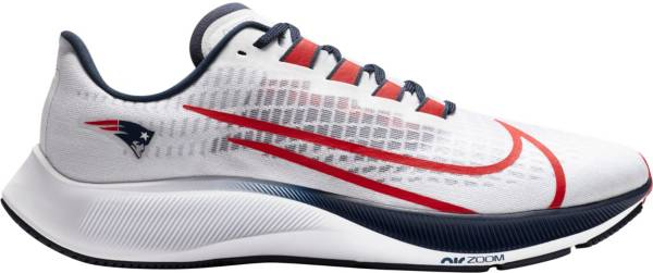 Nike New England Patriots Air Zoom Pegasus 37 Running Shoes product image