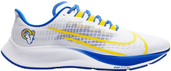 Nike Los Angeles Rams Air Zoom Pegasus 37 Running Shoes product image