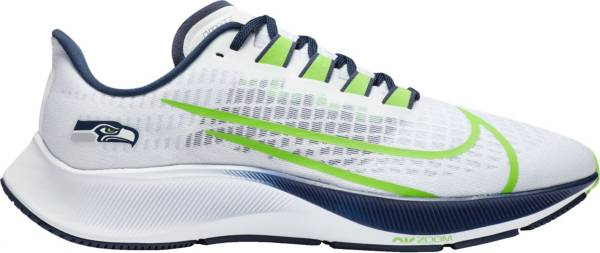 Nike Seattle Seahawks Air Zoom Pegasus 37 Running Shoes