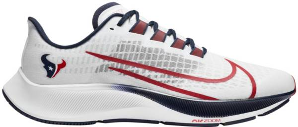 Nike Houston Texans Air Zoom Pegasus 37 Running Shoes product image