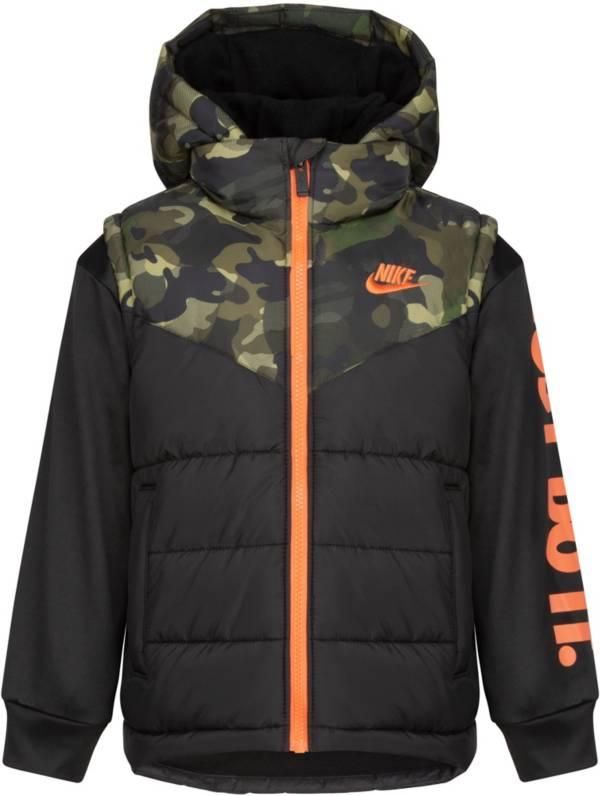 Nike Little Boys' 2Fer Full-Zip Puffer Jacket product image