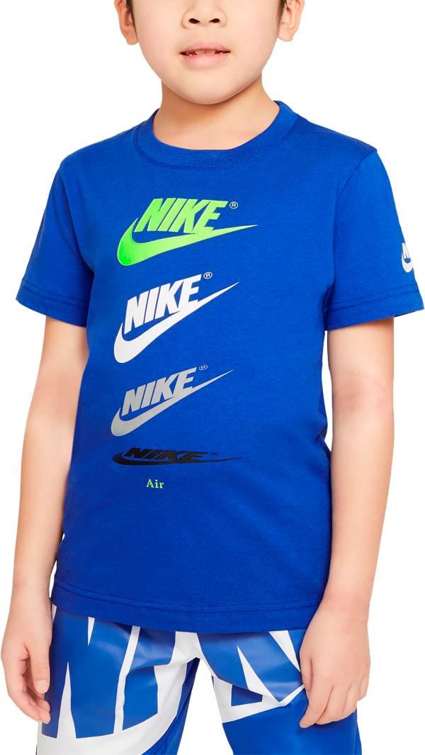 Nike Little Boys' Cascading Logo T-Shirt product image