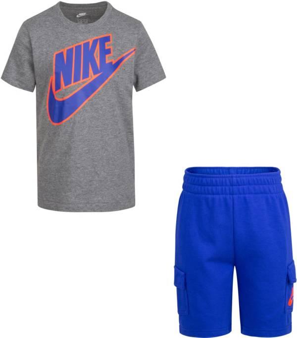 Nike Little Boys' Futura T-Shirt and Cargo Shorts Set product image