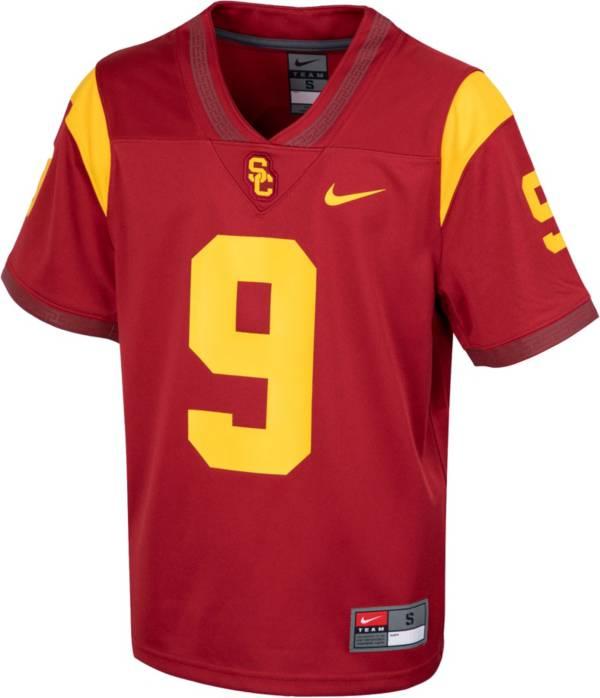 Nike Youth USC Trojans Cardinal Replica Football Jersey product image