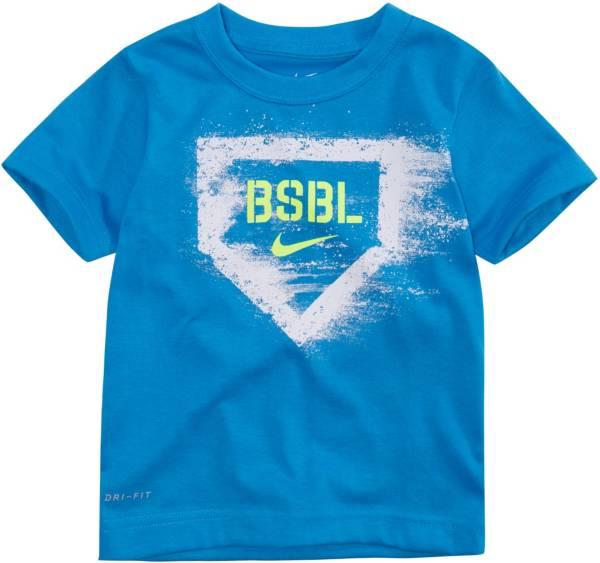 Nike Toddler Boys' BSBL Chalk Dri-FIT T-Shirt product image