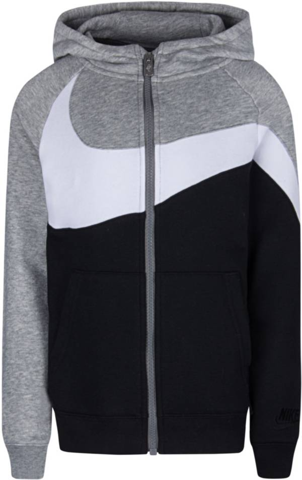 Nike Little Boys' French Terry Full-Zip Hoodie product image