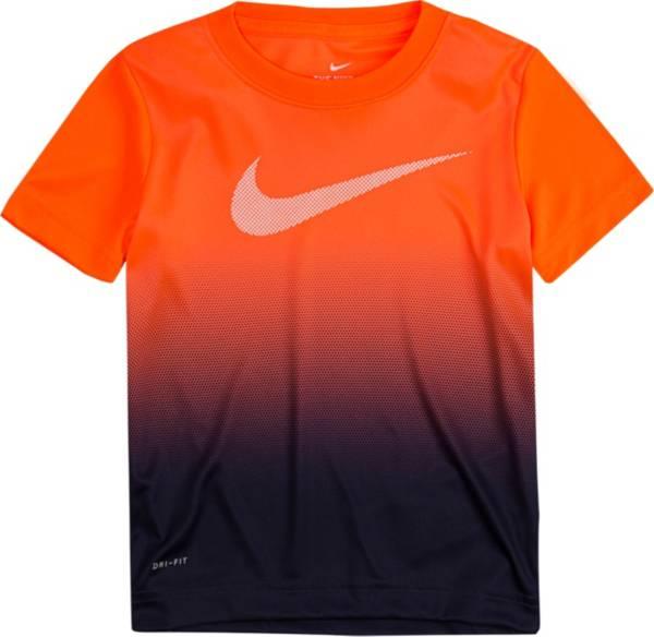Nike Boys' Ombre Swoosh Drift Short Sleeve T-Shirt product image