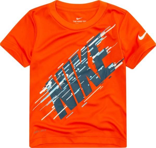 Nike Boys' Motion Block Dri-FIT Short Sleeve T-Shirt product image