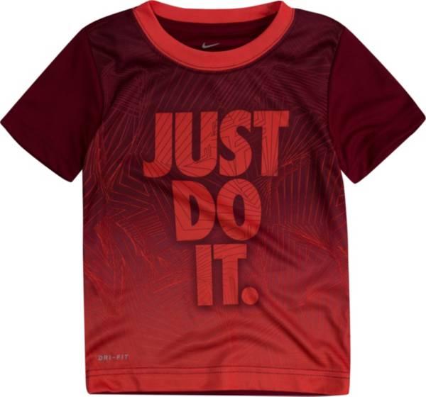 Nike Boys' Maze Mash up JDI Dri-FIT Short Sleeve T-Shirt product image