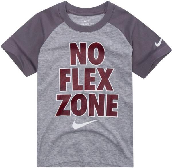 Nike Boys' No Flex Zone Raglan Short Sleeve T-Shirt product image