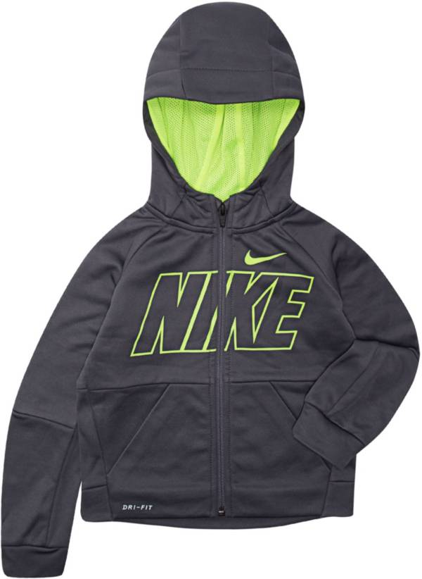 Nike Little Boys' Therma Full-Zip Hoodie product image
