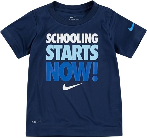 Nike Toddler Boys' Schooling Starts Now T-Shirt product image