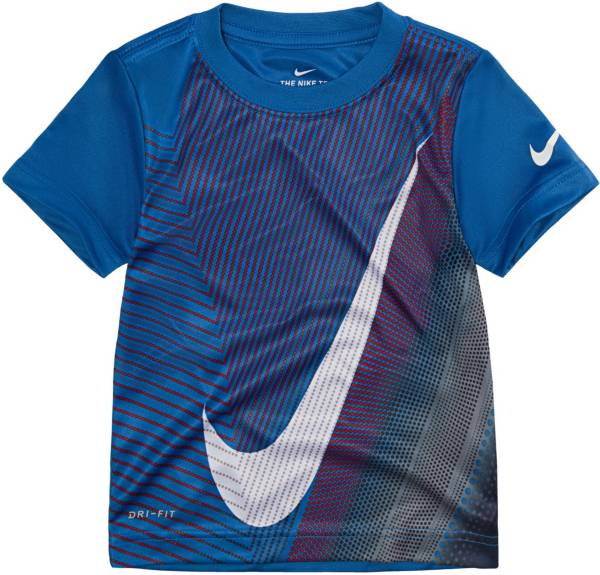 Nike Toddler Boys' Swoosh Dot Dri-FIT T-Shirt product image