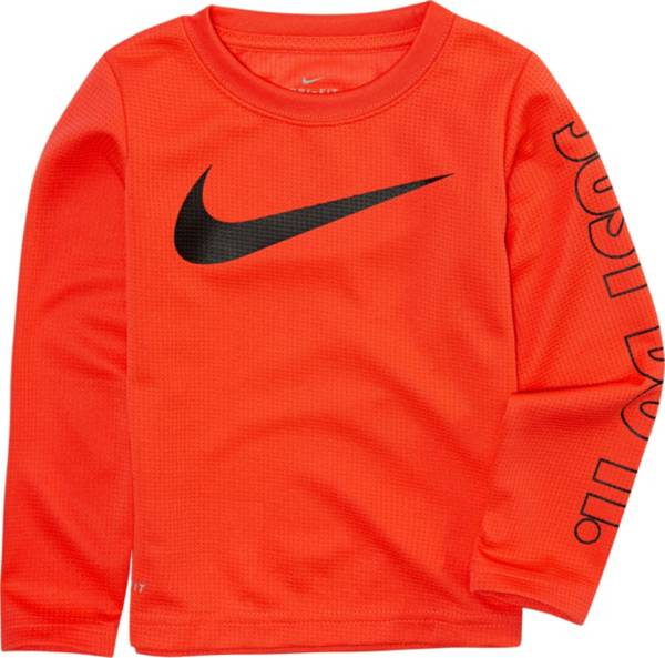 Nike Toddler Boys' Swoosh Just Do it Dri-FIT Thermal Shirt product image
