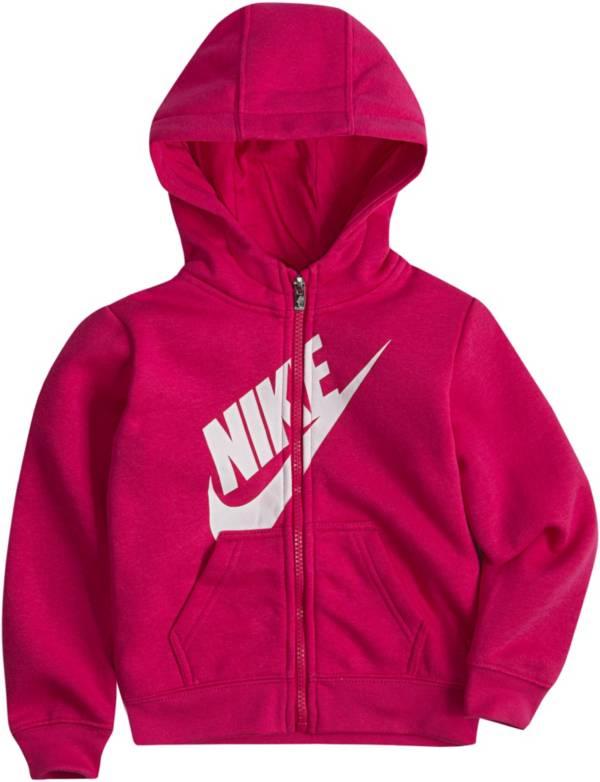 Nike Little Boys' Futura Fleece Full-Zip Hoodie product image