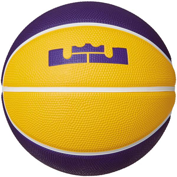 Nike Lebron Skills Mini Basketball product image