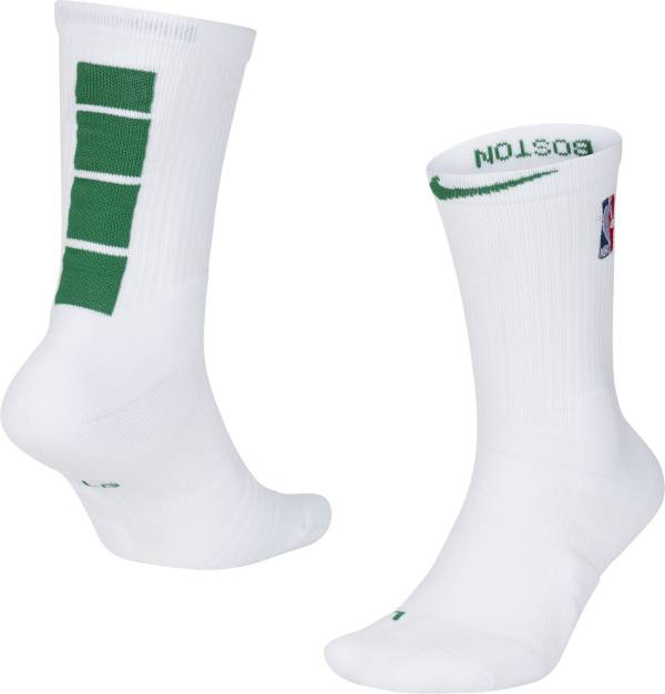 Nike Men's 2020-21 City Edition Boston Celtics Elite Crew Socks product image