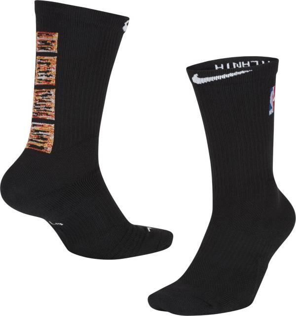 Nike Men's 2020-21 City Edition Atlanta Hawks Elite Crew Socks product image