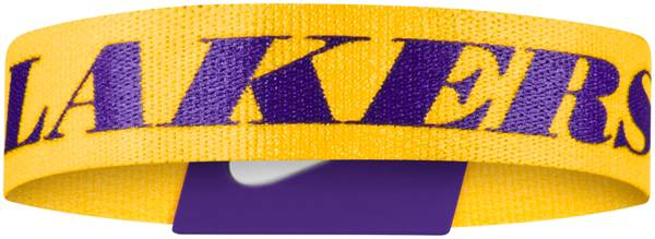 Nike Los Angeles Lakers Baller Bands product image