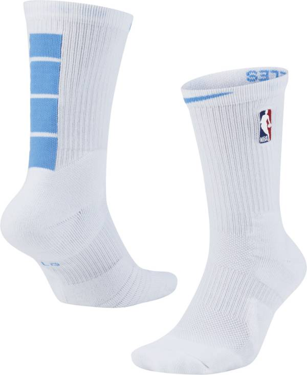 Nike Men's 2020-21 City Edition Los Angeles Lakers Elite Crew Socks product image