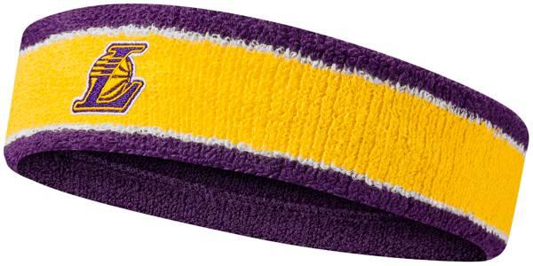 Nike Los Angeles Lakers Headband product image