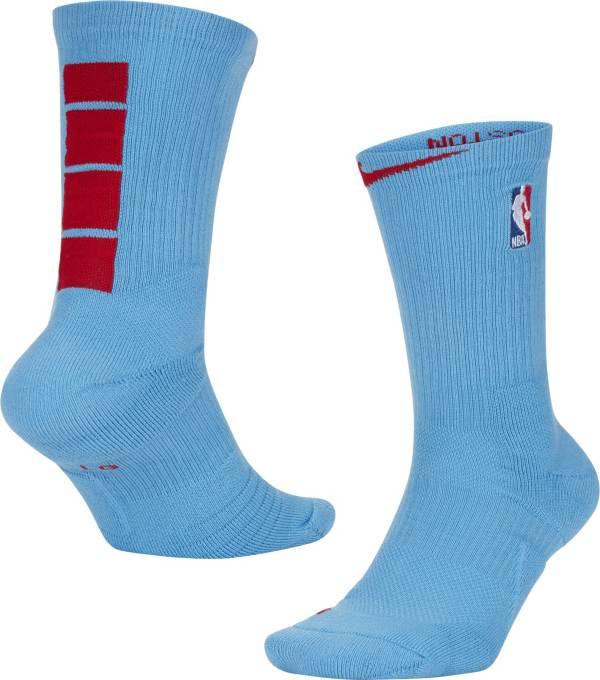Nike Men's 2020-21 City Edition Houston Rockets Elite Crew Socks product image