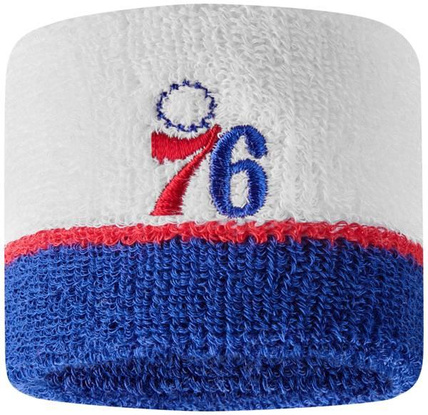 Nike Philadelphia 76ers Wristbands product image