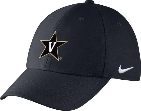 Nike Men's Vanderbilt Black Adjustable Hat product image