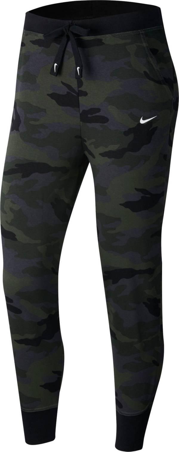 Nike Women's Dri-FIT Get Fit 7/8 Camo Training Pants product image