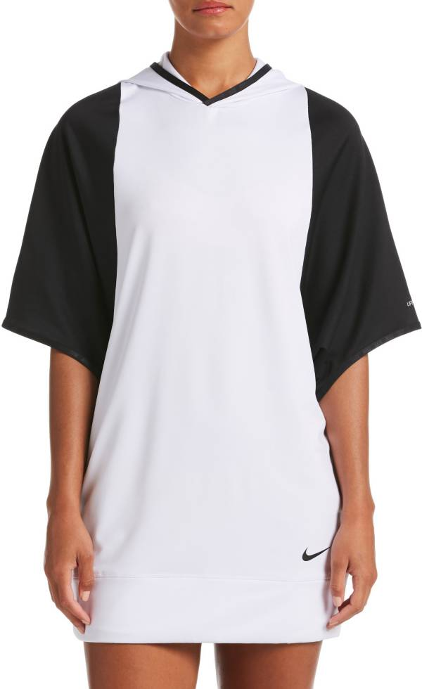 Nike Women's Solid Cover-Up Hooded Top product image