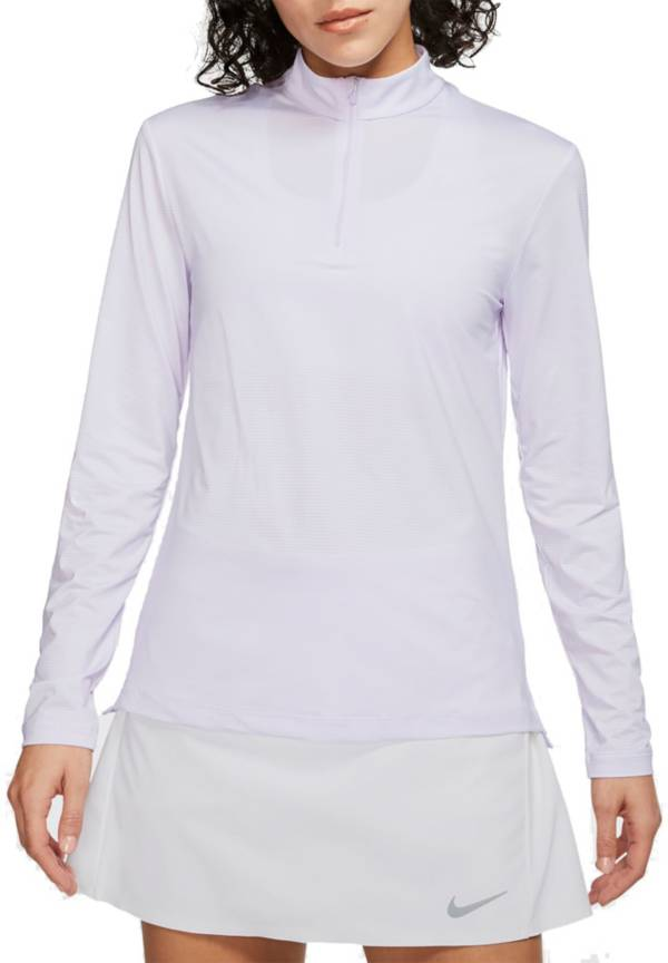 Nike Women's Dri-FIT UV Victory Long Sleeve ½-Zip Golf Pullover product image