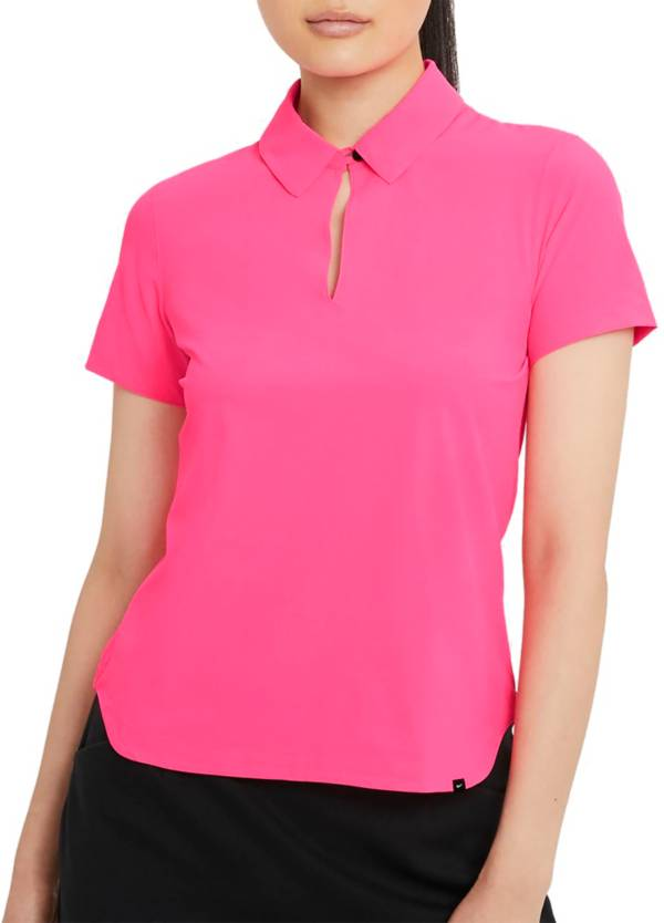 Nike Women's Flex Ace UV Short Sleeve Golf Polo product image