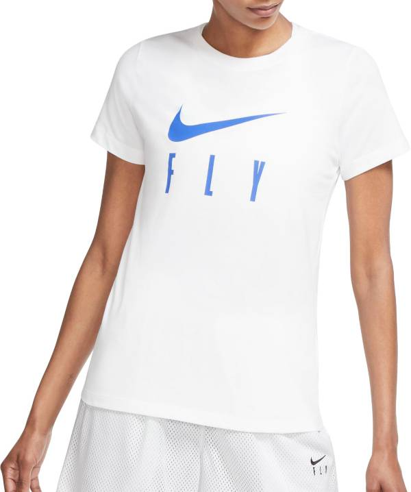 Nike Women's Dri-FIT Fly Graphic T-Shirt product image
